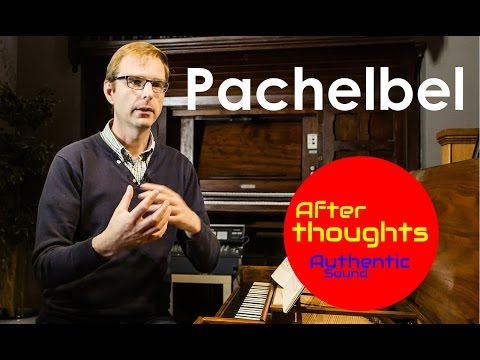 Main or upper note Trills? :: Afterthoughts on J. Pachelbel :: Aria Secunda