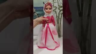 "Кукла ""Моя Амина"" (произносит 99 имен Аллаха)"