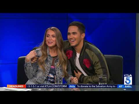 Alexa & Carlos PenaVega Reveal their DWTS Favorites and Talk