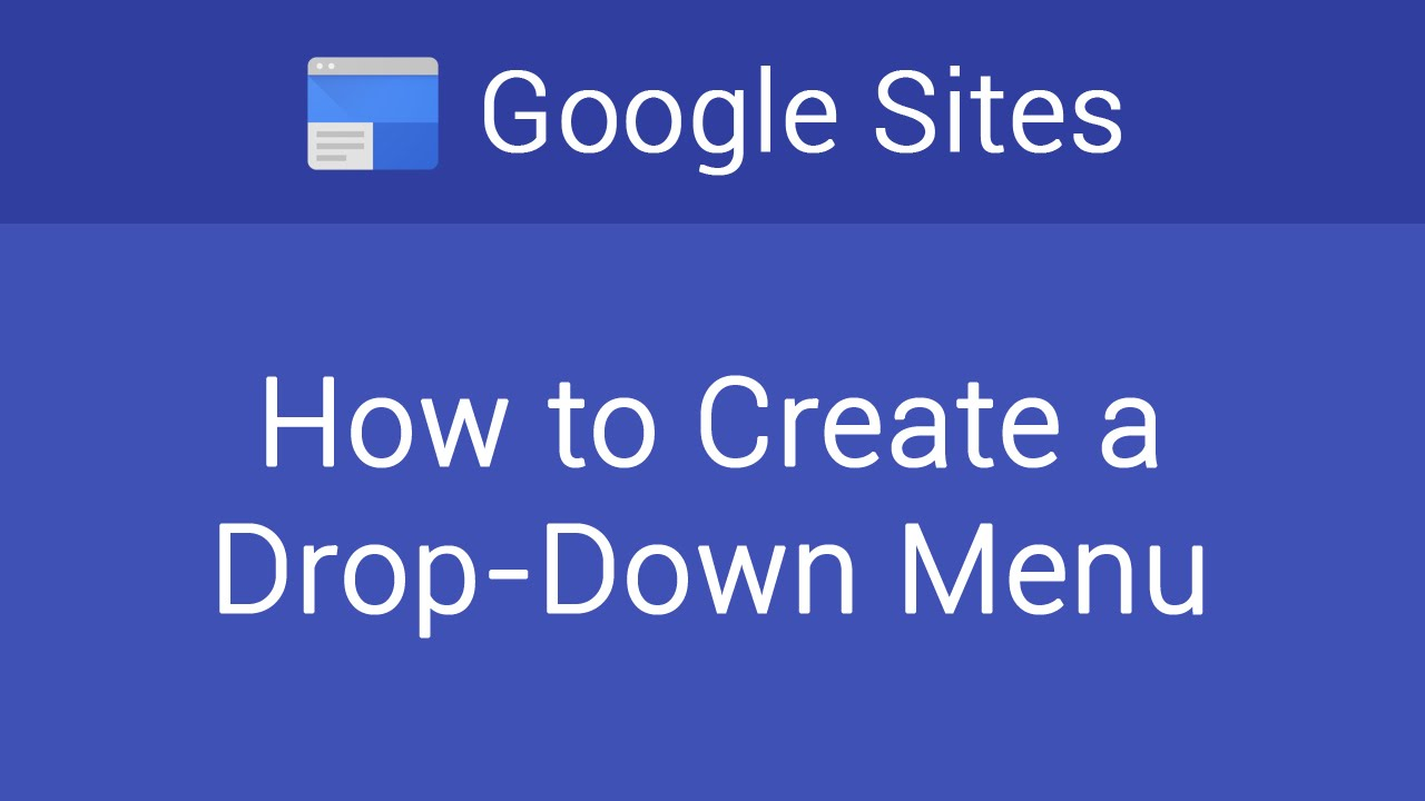 how to make drop down menus work on ipad