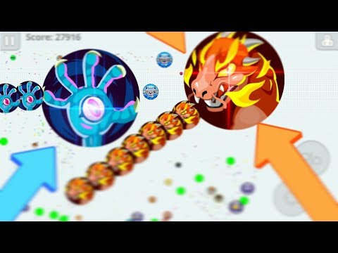 AGARIO MOBILE | HOW TO TAKEOVER | FASTEST DUO | TRIPLESPLIT CANNON | 4K SUB SPECIAL