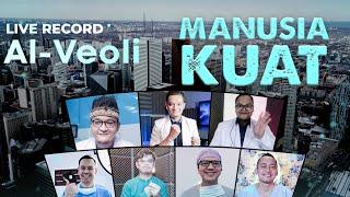 Gambar cover Alveoli Live Record : Manusia Kuat by Tulus