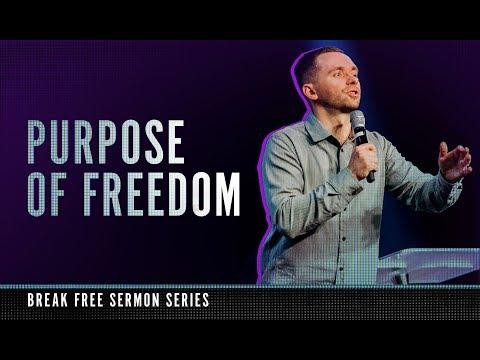 PURPOSE OF FREEDOM | Pastor Vlad