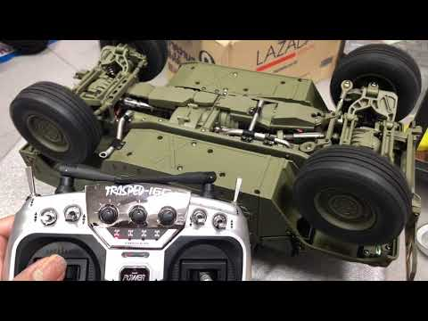Review hummer Hg p408 ver2 by ConceptToyShop