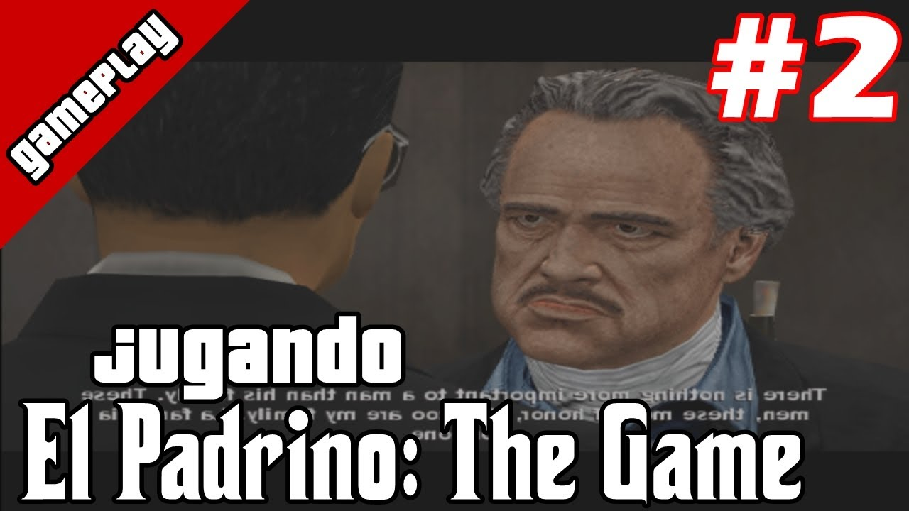 BIENVENIDO A LA FAMILIA | The Godfather: The Game Gameplay #2
