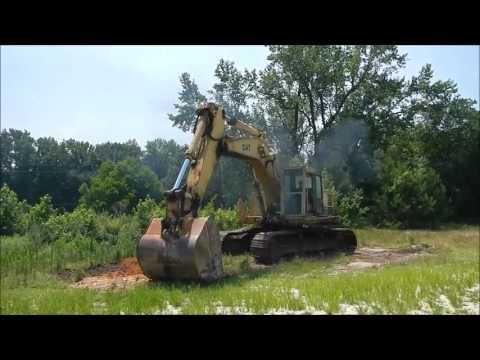 Cat 235C Mass Excavator