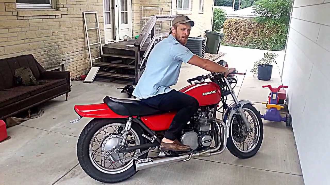 76 Kz900 For Sale