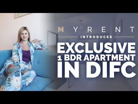 Exclusive 1 BDR Apartment In DIFC, Sky Gardens, Dubai / MyRent.ae Review