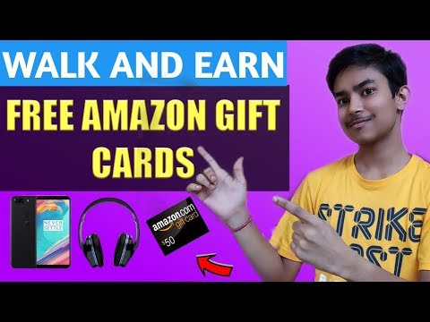 how-to-get-free-product-by-walking-or-running||-free-amazon-gift-cards-||-gift-cards-||-i-techsearch