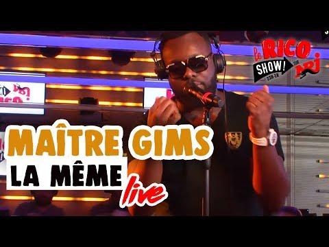 Maitre Gims La Meme LIVE - Le RicoShow sur NRJ
