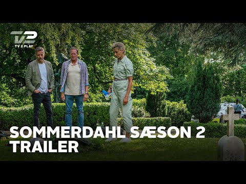 Officiel trailer sæson 2?Sommerdahl?TV 2
