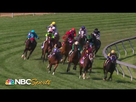Jim McKay Turf Sprint Stakes 2021 (FULL RACE) | NBC Sports