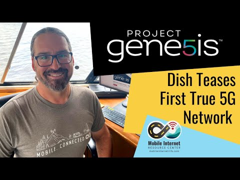 """Dish Teases Project Genesis – Claims To Be """"The First True 5G Network"""""""
