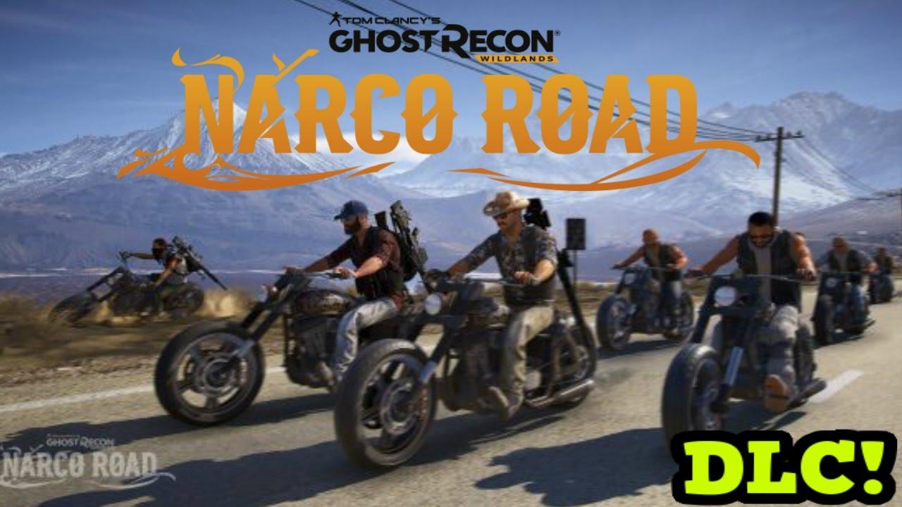 Ghost Rider Bike Narco Road Dlc Part 6 Ghost Recon Wildlands
