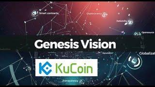 Genesis Vision (GVT) on KuCoin