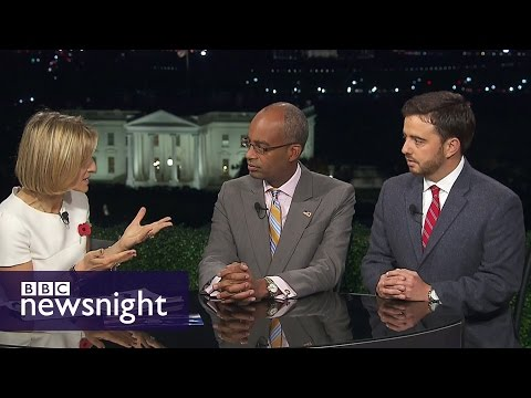 What next for Donald Trump? Ron Christie and Mike Czin - BBC Newsnight