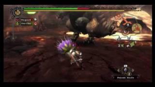 Monster Hunter Tri - Uragaan Tutorial (Hammer)