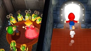 Mario Party 9 - All Enemy Minigames