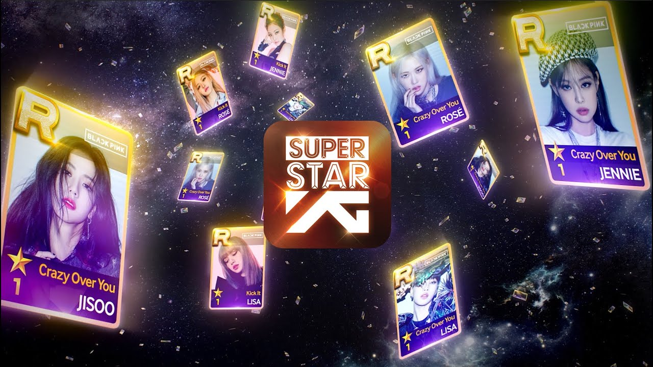"""[SSY] PLAY YOUR STAR _SuperStarYG (15"""")"""