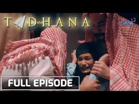 Tadhana: Pinay sa Saudi, pinilahan at pinagpasa-pasahan ng apat na Arabo! | Full Episode