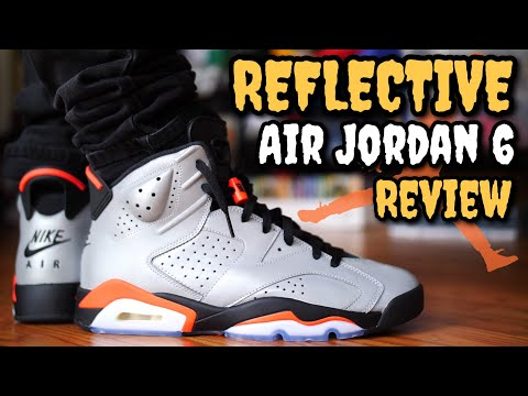 WORTH $225!? REFLECTIONS OF A CHAMPION AIR JORDAN 6 ON FEET REVIEW!