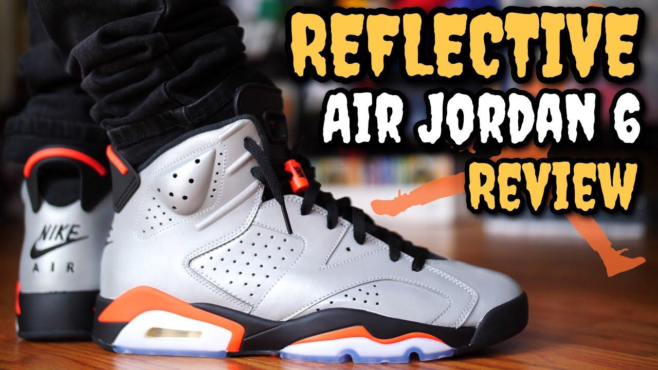jordan 6 reflection of a champion