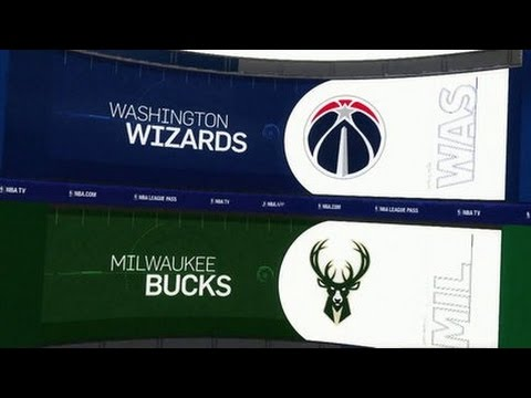 Milwaukee Bucks vs Washington Wizards - Full game | Dec 26, 2016 | 2016-17 | NBA 2K17