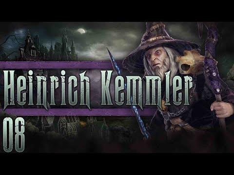 ORC-NECROMANCER WAR! - Total War: WARHAMMER 2 (Kemmler's The Barrow Legion - CTT) #8