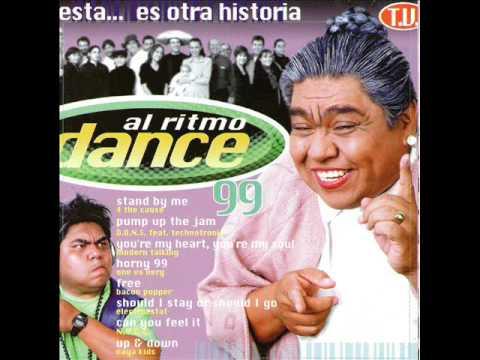 AL RITMO DANCE 99 CD COMPLETO