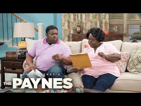 Curtis and Ella Get Served  Tyler Perry's The Paynes  Oprah Winfrey Network