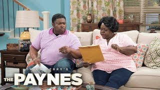 Curtis and Ella Get Served | Tyler Perry's The Paynes | Oprah Winfrey Network