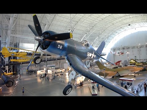 Chantilly, Virginia - Smithsonian National Air and Space Museum Annex HD (2016)