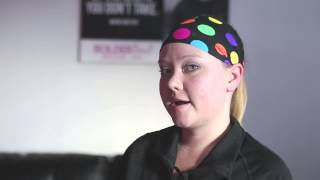 six ways to wear a bolder band headband