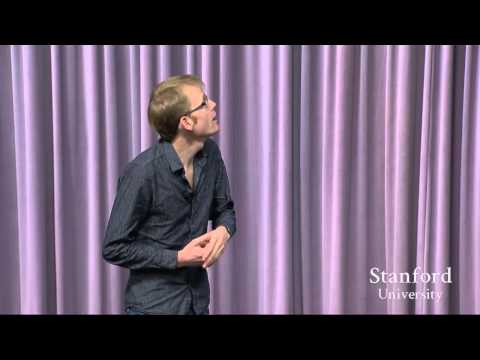 Stanford Seminar - Entrepreneurial Thought Leaders: Will Marshall of Planet Labs