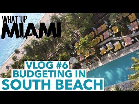 Miami Beach, FL 2017: Top 3 Budget Tips for Enjoying South Beach| Vlog #6