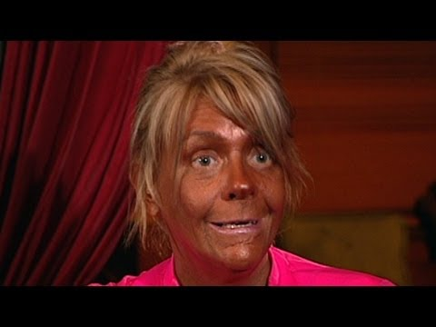 Image result for the tan lady