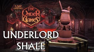 Meet Underlord Shale - War for the Overworld: The Under Games