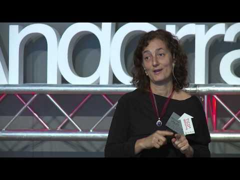 Mine and your little voice | Cristina Orduña | TEDxAndorraLaVella