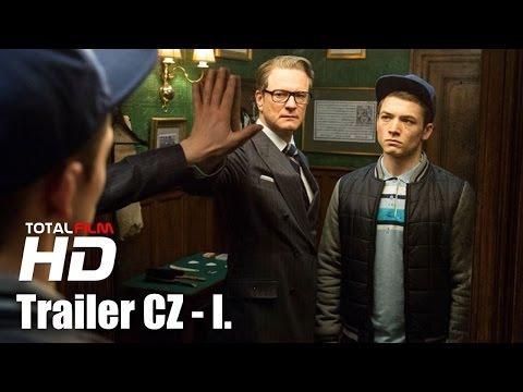 Kingsman: Tajná služba (2015) CZ HD trailer 1.