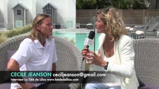 Reconversion: nageuse de haut niveau à coach - Cécile Jeanson