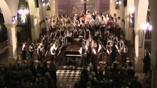 Weigel : The Cradle will fall - Orchestre des élèves de la Légion d
