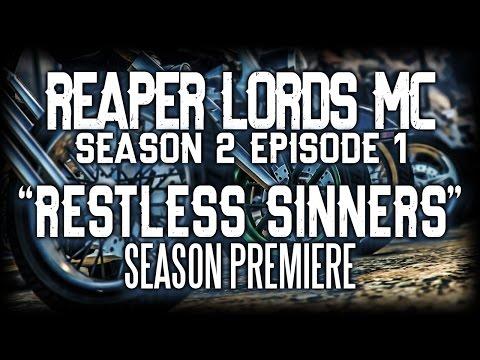 """GTA V Online: Reaper Lords MC - """"Restless Sinners"""" - Season 2 Premiere - Episode 1"""