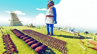Building The Greatest Unit In TABS - Unit Editor Showcase - Totally Accurate Battle Simulator