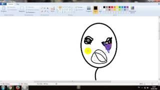 Гайд как нарисовать человека в пэинте(Наглядный видео урок., 2016-08-14T11:32:53.000Z)