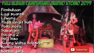 Gambar cover Full album campursari Mudo Utomo 2019