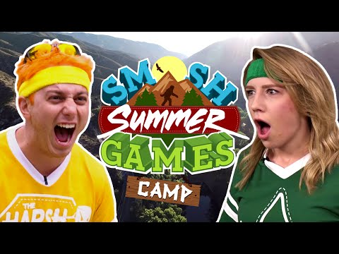 SMOSH SUMMER GAMES: THE SEQUEL TRAILER - YouTube