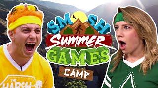 Smosh Summer Games: Camp