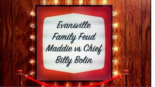 Evansville Family Feud | Chief of Police vs KISS 106