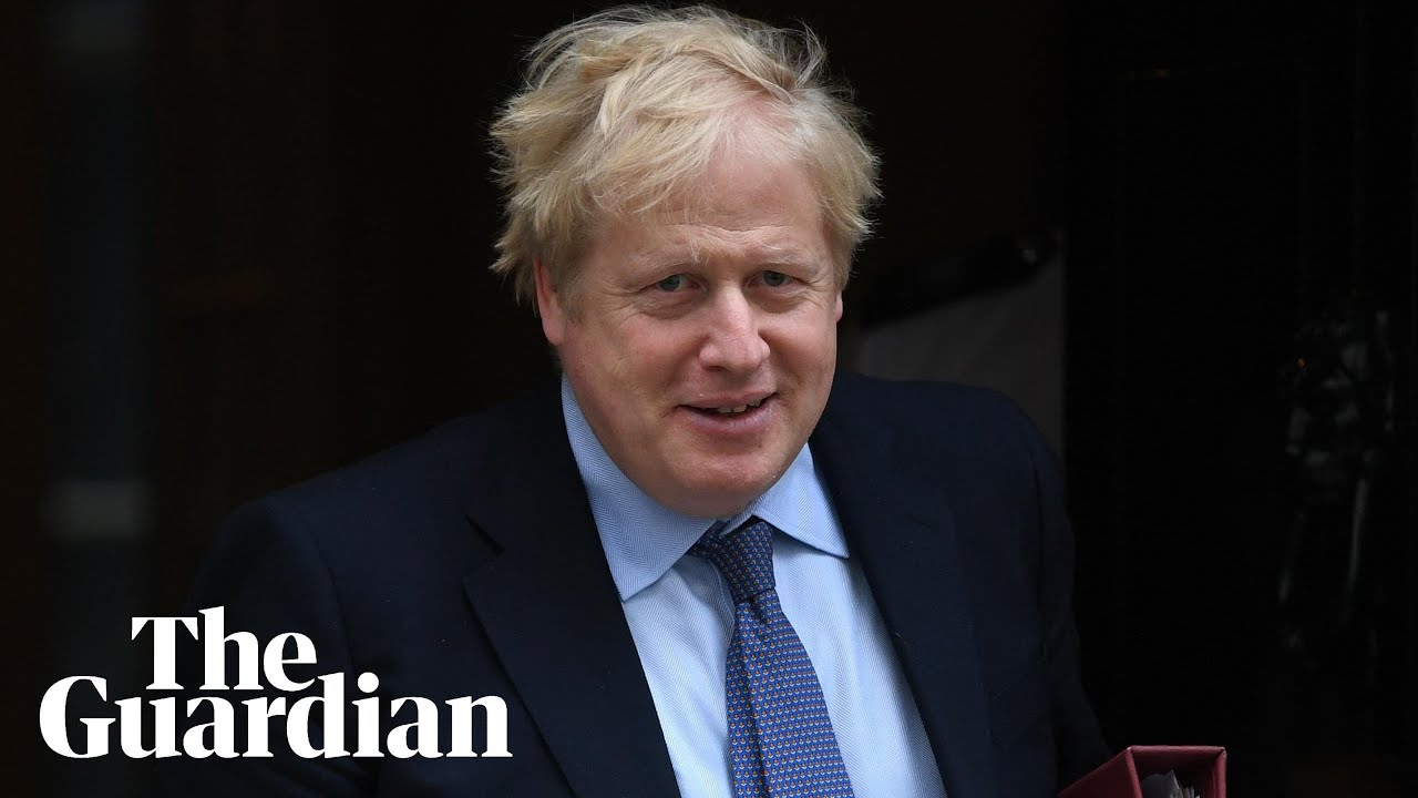 Boris Johnson says the British government had a contingency plan ...