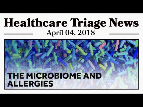 What Does the Microbiome Have to do with Allergies?